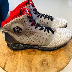 GUC adidas D Rose 3.5 Derrick Basketball Shoes